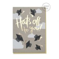 Stormy Knight 'Hats Off To You' Card